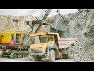 """Известняковый рудник """"Керегетас"""" - 50 лет"""