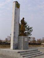 Теренколь - Памятник Победы