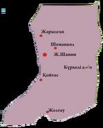 Куркелинский сельский округ