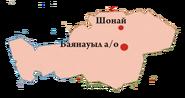 Баянаульский с-о