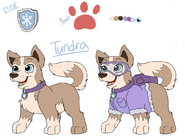 Original tundra ref