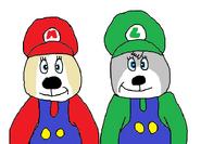 Tundra & Icee (Mario & Luigi)