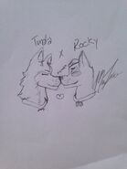 Tundra x rocky by frustrated divale-d911grm
