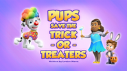 Pups Save the Trick-or-Treaters (HQ)