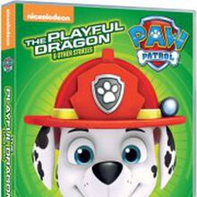 PAW Patrol The Playful Dragon & Other Stories DVD.jpg