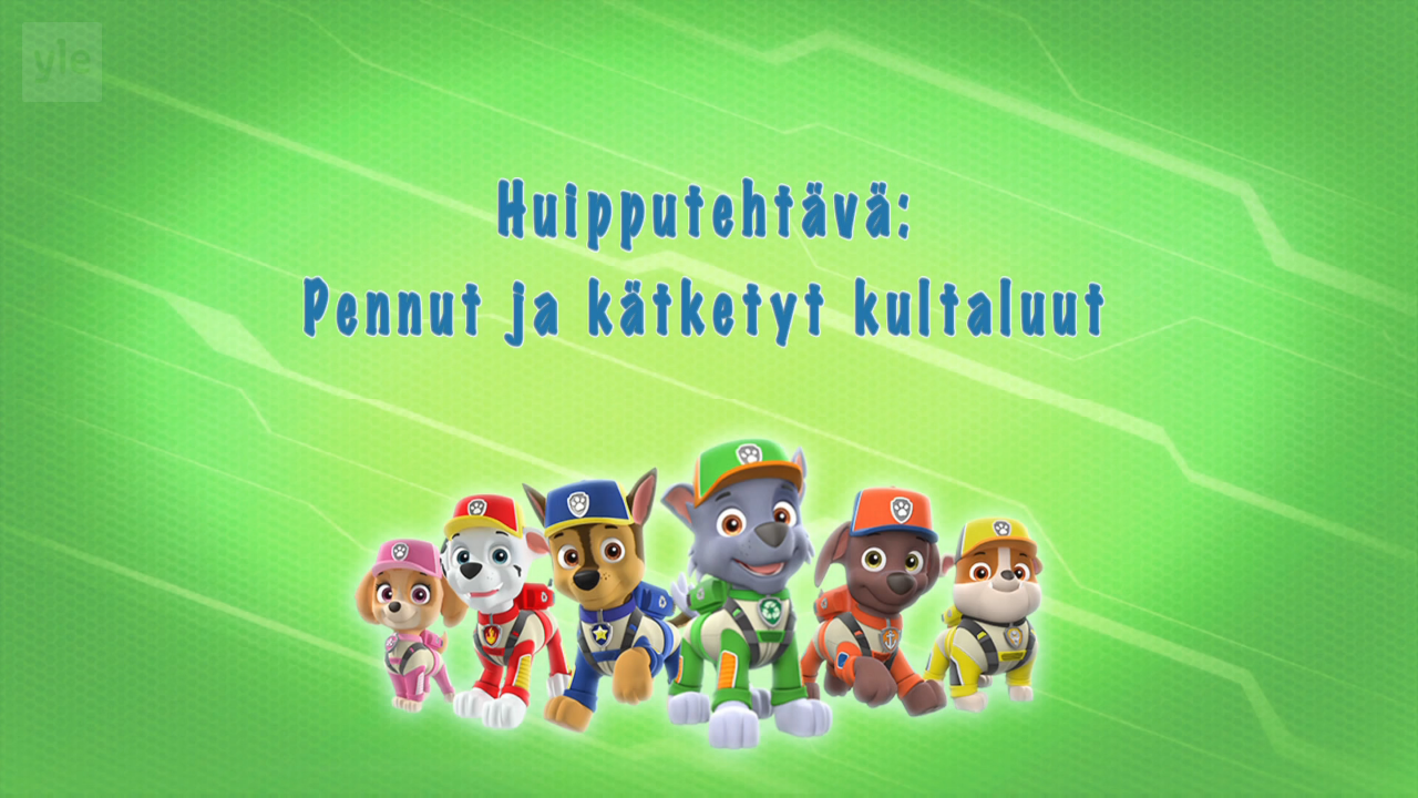 Paw Patrol Mission Rescue Game Team Up To Win