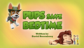 Pups Save Bedtime (HQ)