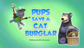Pups Save a Cat Burglar (HQ)