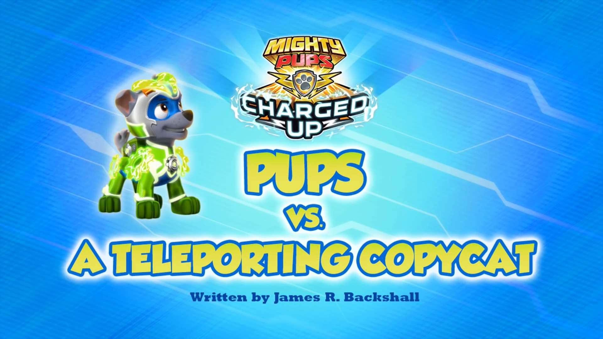 PAW Patrol Original 5s: Charged Up: Pups vs. a Teleporting Copycat