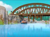 Rickety Ridge Bridge
