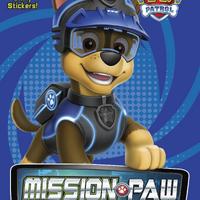 Mission Paw Book Paw Patrol Wiki Fandom
