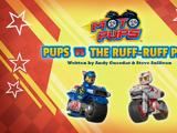 Moto Pups: Pups vs. the Ruff-Ruff Pack