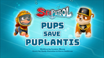 Sea Patrol Pups Save Puplantis (HQ)