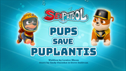 Sea Patrol Pups Save Puplantis (HQ)