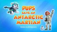 Pups Save an Antarctic Martian (HQ)
