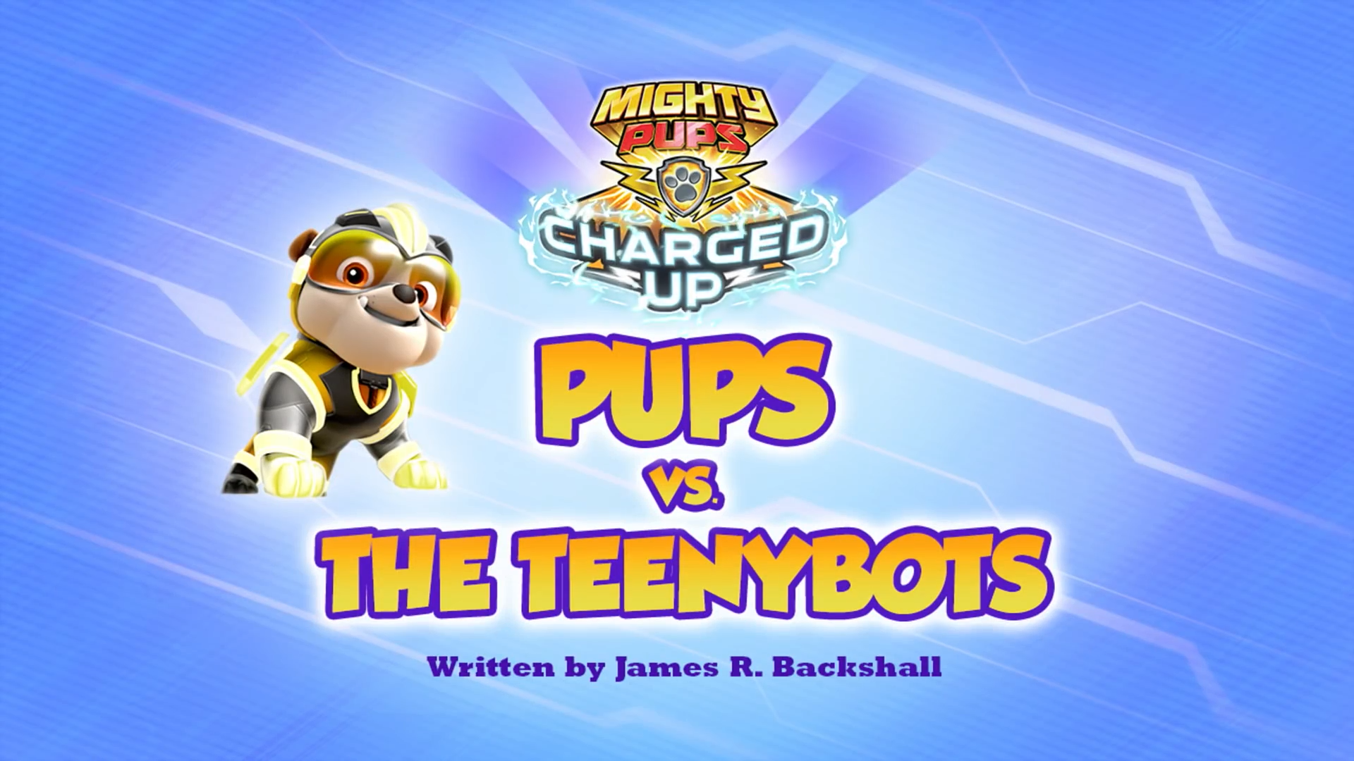 PAW Patrol Original 5s: Charged Up: Pups vs. the Teenybots