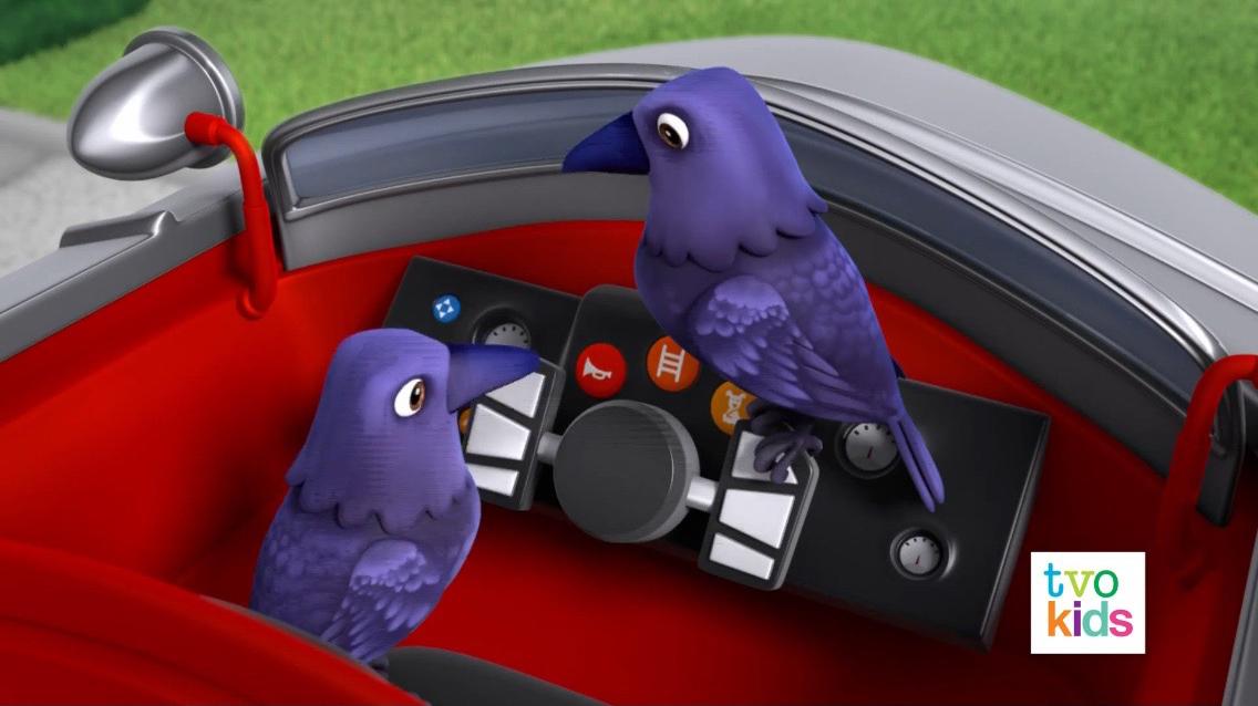 Crows/Trivia