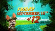 Tracker Friday September 16th at 12