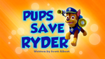 Pups Save Ryder (HD)