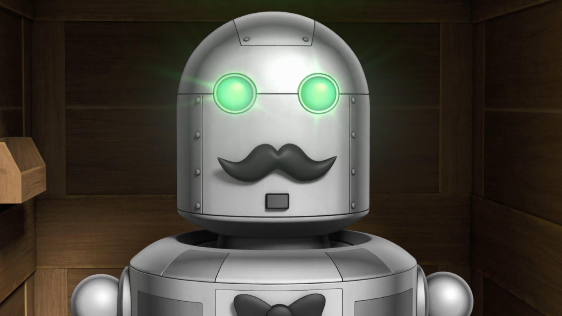 Waiter Bot