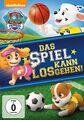 PAW Patrol Sports Day DVD Germany