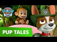 PAW Patrol - Pups Save the Bubble Monkeys! - Rescue Episode - PAW Patrol Official & Friends!