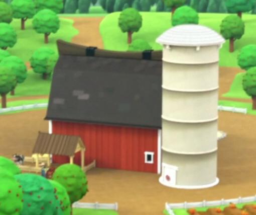 Farmer Yumi's farm/Gallery