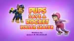 Pups Save a Rocket Roller Skater (HQ)