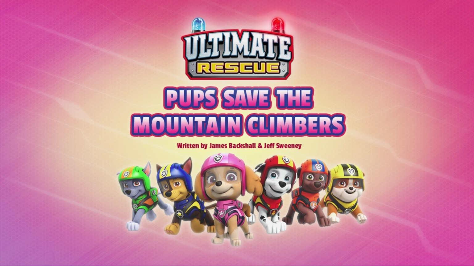 Ultimate Rescue: Pups Save the Mountain Climbers