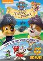 PAW Patrol Pups and the Pirate Treasure DVD Latin America