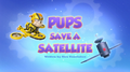 Pups Save a Satellite (HQ)