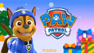 Paw Patrol Holiday Special Chase