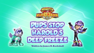 Mighty Pups, Super Paws- Pups Stop Harold's Deep Freeze (HQ)