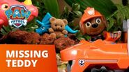 PAW Patrol Pups Save a Lost Teddy Bear Toy Episode PAW Patrol Official & Friends