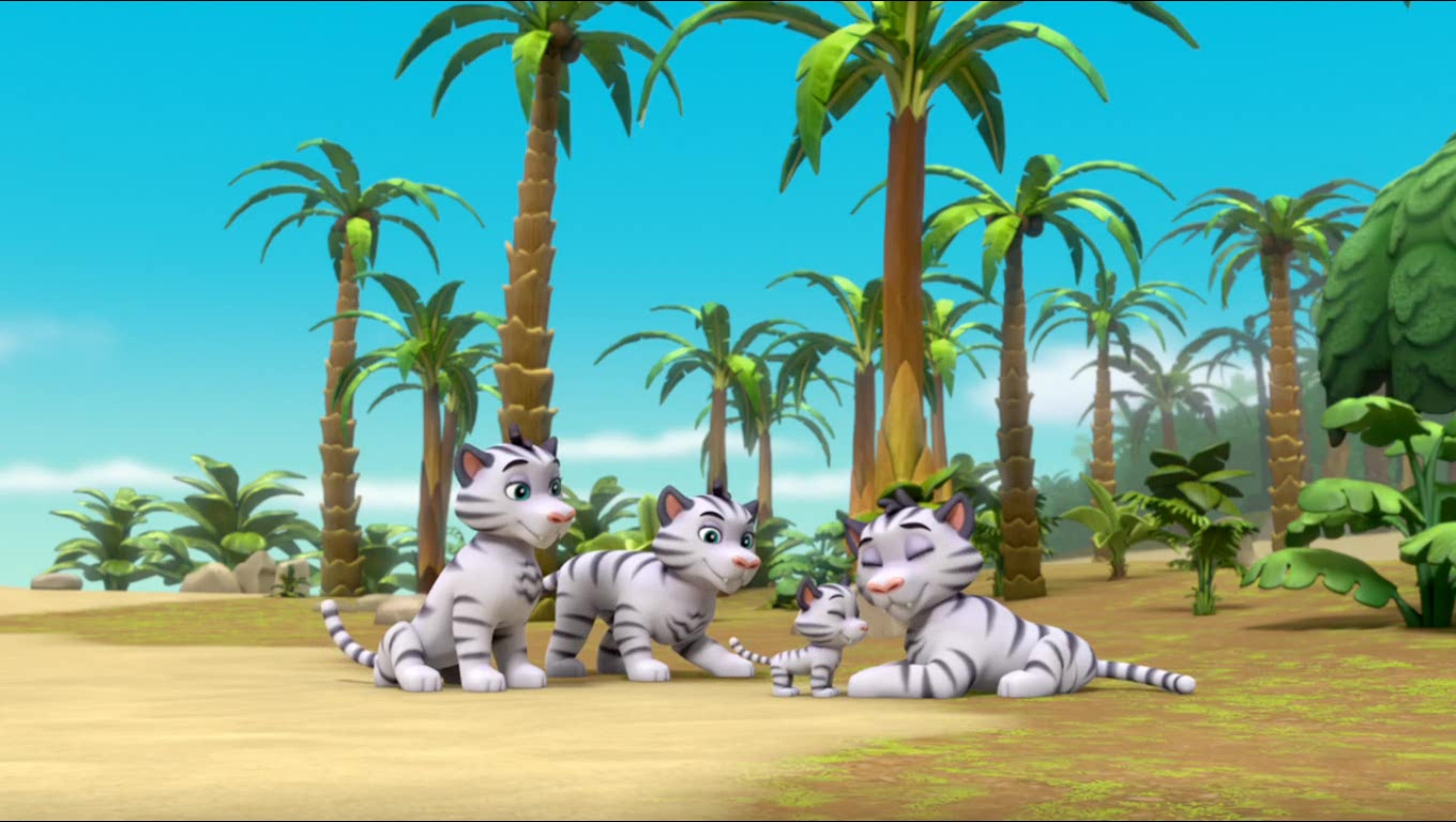Rumbletop White Tigers