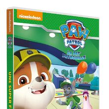 PAW Patrol La Pat' Patrouille Une super fête DVD.jpg