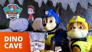 PAW Patrol Pups Save Alex from the Dino Cave Toy Episode PAW Patrol Official & Friends