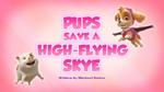 Pups Save a High-Flying Skye (HQ)