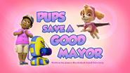 Pups Save a Good Mayor (HQ)