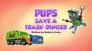 Pups Save a Trash-dinger (HQ)
