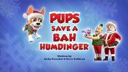 Pups Save a Bah Humdinger (720p)