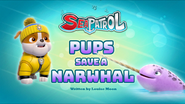 Sea Patrol Pups Save a Narwhal (HQ)