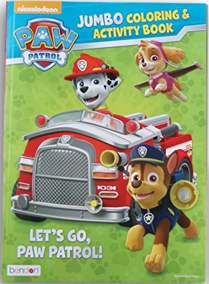 Let's Go, PAW Patrol!