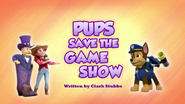 Pups Save the Game Show TC (HQ)