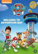 PAW Patrol: Welcome to Adventure Bay