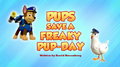 Pups Save a Freaky Pup-Day (HQ)