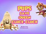 Pups Save Queen Cluck-Cluck