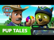 PAW Patrol - Pups Save The Rainbow Potato! - Rescue Episode - PAW Patrol Official & Friends!