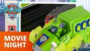 PAW Patrol Mighty Pups Charged Up Save a Movie Night Toy Episode PAW Patrol Official & Friends