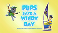 Pups Save a Windy Bay (HQ)